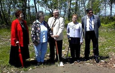 Seniors Apartment Complex Chippewas Of Nawash Unceded